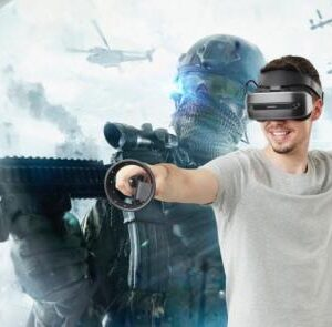"""VR Battle Arena """"Аватар"""""""